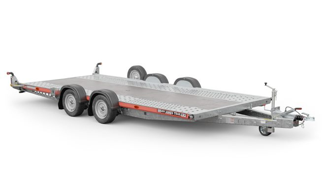 125-2222 -- 4.0m x 2.0m bed, 2.0t, .. 2 Axle, A4 Transporter