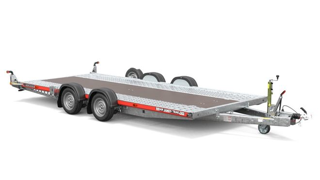 125-2424 -- 5.0m x 2.0m bed, 3.0t, .. 2 Axle, A Transporter