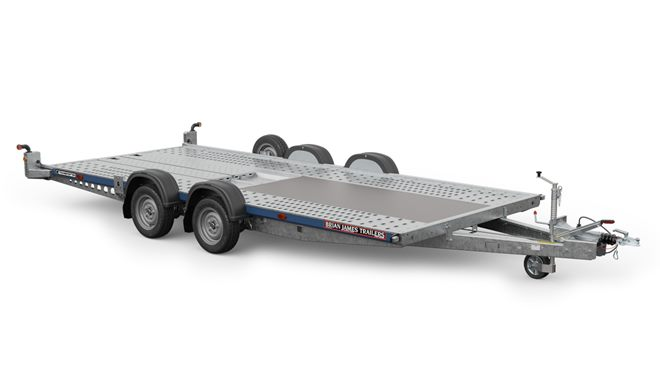 126-2423 -- 5.0m x 2.0m bed, 2.6t, .. 2 Axle, C Transporter