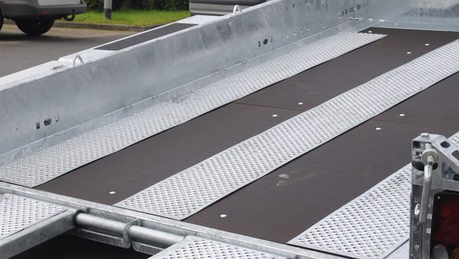 Super grip deck panels