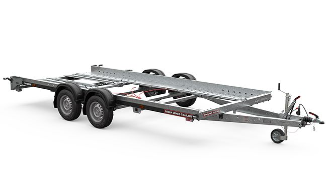 145-3211 -- 4.9m x 2.0m bed, 2.6t, 13in wheels, 2 Axle, Car Hauler2