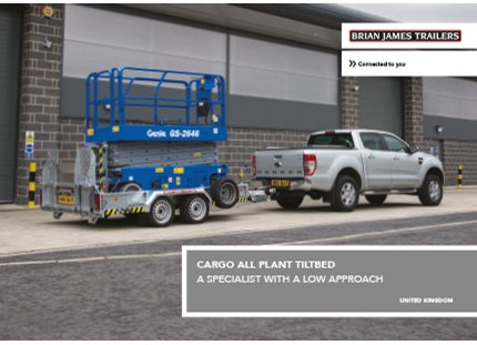 CarGO All Plant Tilt-Bed - Brochure