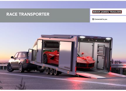 Race Transporter - Brochure