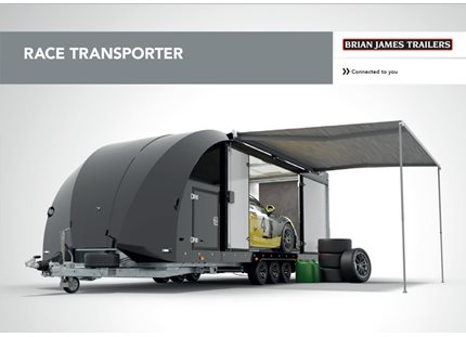 Race Transporter - Price List